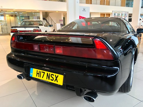 Immaculate 1st Gen 1990 Honda NSX 3Litre V6 Automatic