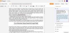 Membuat Posting di Blog Agar Cepat Terindex Google Terbaru (sekutukeadilan) Tags: blogger featured internet teknik seo tutorial agar postingan cepat terindex google website blog cara memposting tulisan di posting sendiri