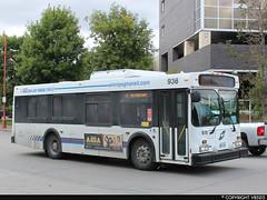 Winnipeg Transit #936 (vb5215's Transportation Gallery) Tags: winnipeg transit 2001 new flyer d30lf