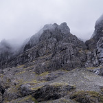 North Face of Ben Nevis Panorama thumbnail