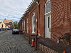 Georgetown side alley