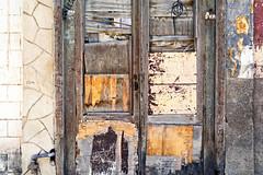 Before Irma (emerge13) Tags: architecture centrohabanacuba cuba doors habana havana havane facades decay portes délabrement textures