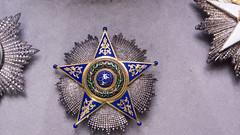 Egypt's Order of Ismail (Kodak Agfa) Tags: egypt museums mohamedaliroyalfamily royaljewelrymuseum medals orders egyptianmedals egyptianorders history thisisegypt مصر متحفالمجوهراتالملكية alexandria