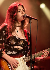 Elise Trouw 08/19/2017 #25 (jus10h) Tags: elisetrouw teragram ballroom downtown losangeles dtla california live music concert gig tour event show performance opening female singer songwriter young artist musician beautiful elise trouw unraveling new album ableton nikon d610 2017 photography justinhiguchi