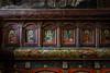 "Main altar in the old church ""St. Nikola "", built in 1834. Dolen village -  Renaissance architectural reserve, Dabrashki share of the Western Rhodopes Mountains, Bulgaria (nnnnikkkk) Tags: dolenvillage westernrhodopemountains bulgaria histori cultur reserve architecture"