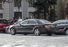 Slovakia Diplomatic (Hon. Consuls) - Mercedes-Benz S-Class W221 (PrincepsLS) Tags: slovakia slovakian diplomatic plate zz technical staff 44 honorary consul czech repulic prague spotting mercedesbenz sclass w221