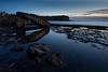 Supported (RoosterMan64) Tags: australia landscape longexposure monavale monavaleheadland nsw northernbeaches reflection rockshelf seascape sunrise sydney
