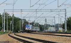 EP07-1021 Legionowo (rokiczaaa) Tags: train zug poland ep07 railway