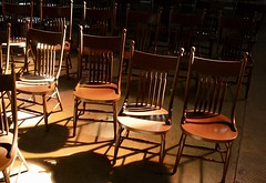 Chairs (Atodog) Tags: patterns shadows chairs oakbluffs cottages pavillion marthasvineyard massachusetts island atlanticocean