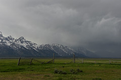 Mormon Row, Grand Tetons (RecapWhenNotInUse) Tags: mormonrow grandtetons nationalpark wyoming d610