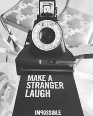 • • Make a stranger laugh • • Impossible I-1  #impossible #i1 #analog #instant #camera #impossibleproject #polaroid #instantphoto #film #filmisnotdead #filmphotography #photo #photography #photooftheday #instagood #makeastrangerlaugh #laugh #summervibes (Elena Sciocco) Tags: impossible i1 analog instant camera impossibleproject polaroid instantphoto film filmisnotdead filmphotography photo photography photooftheday instagood makeastrangerlaugh laugh summervibes