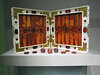 Backgammonboard made of amber and ivory (Beyond the grave) Tags: amber backgammon dresden treasureroom germany saxony ivory