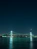 GFX07446 (Zengame) Tags: fujifilm fujinon gf gf3264mm gf3264mmf4 gf3264mmf4rlmwr gfx gfx50s toyosu toyosugururipark architecture bridge fuji illuminated illumination japan landmark lightup night rainbowbridge tokyo tokyobay フジ フジノン ライトアップ レインボーブリッジ 夜 富士 富士フイルム 日本 東京 東京湾 橋 豊洲 豊洲ぐるり公園 江東区 東京都 jp