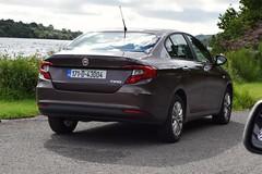 2017 Fiat Tipo SD 1.3 MJ (>Tiarnán 21<) Tags: sd 13 mj 95bhp easy 4dr fiat tipo grey ireland