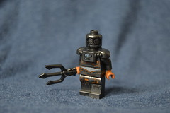 Jank Manta (th_squirrel) Tags: lego dc comics minifig minifigs minifigures minifigure black manta aquaman