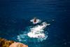 DSC01282 (albini.valerio) Tags: sea mare water blue lipari eolie