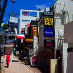 Shibuya back streets 渋谷の裏通り thumbnail