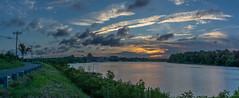 _DSC0308-Pano (johnjmurphyiii) Tags: 06457 clouds connecticut connecticutriver middletown originalnef riverroad sky summer sunset tamron18270 usa johnjmurphyiii fave2