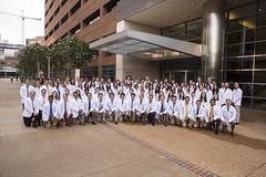 White Coat 2017 (VUSM) Tags: people doctor student professor event orientation reception