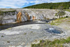 Common Sight (Jim Johnston (OKC)) Tags: runoff oldfaithfulgeyser chinesespring fireholeriver beehivegeyser yellowstonepark wyoming uppergeyserbasin