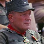 Vietnam War 1967 - Close up Portrait of Lt General Lewis Walt thumbnail