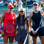Madison Keys, Garbine Muguruza