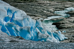 Nigardsbreen (ahimsia) Tags: nigardsbreen glacier ice norway