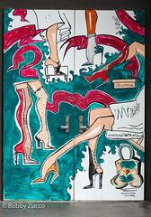 Foot prints , NYC (ZUCCONY) Tags: streetart nyc 2017 newyork unitedstates us bobby zucco bobbyzucco pedro art arte mural murales yesstreetart