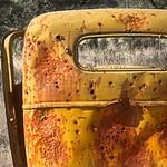 Bullet Riddled Old Car 3317 C thumbnail