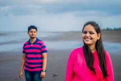 Pre wedding Shoot (memorableframe) Tags: prewedding preweddingphotgrapher preweddingshoot wedding shoot mumbai india photographer photography photographers love lovely couple forever suruchi beach vasai fort