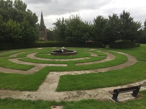 John Flamsteed memorial park