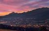 View on Zakopane from the Gubalowka (Dariusz Wieclawski) Tags: zakopane lights gubalowka mountains poland polacyfotografujacy nikon nikond700 nikkond700users landscape dawn sunrise d7002470mmf28 2470mm28 leefilters leegrad cityscape clouds mountainsclouds mountainsanywhere