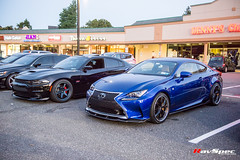 "WEKFEST 2017 NJ  Rollers WEDS Kranze Varae - Lexus RC F Sport Tyrone • <a style=""font-size:0.8em;"" href=""http://www.flickr.com/photos/64399356@N08/36570469262/"" target=""_blank"">View on Flickr</a>"