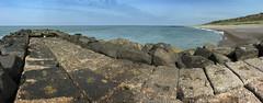 Strand Bovbjerg (uwe.kast) Tags: denmark dk apple iphone danmark dänemark westküste jütland bovbjerg panorama wasser nordsee northsee