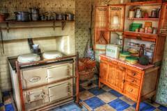 Home Farm kitchen (robbie484) Tags: aga kitchen farm farmhouse table tiles room periodroom