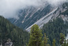 Uitzicht op 1945m hoogte (Rofan) (m.ritmeester) Tags: naturelovers natuur rofan oostenrijk tirol maurach groen bruin wit zwart