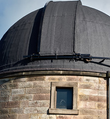 astronomy (scottprice16) Tags: england lancashire hurstgreen stoneyhurst college jesuitschool private education building architecture round dome mechanism observatory space telescope summer august sphere celestialsphere window leica leicaxvario armillary