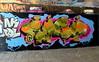 Graffiti Overschie (oerendhard1) Tags: graffiti streetart urban art rotterdam tunneltje underpass overschie ak fdl casm