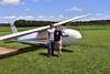 Anthony Casson & Elizabeth Genetti  MAS_8174 (massey_aero) Tags: masseyaerodrome cassonfamilygliderridesaug192017 vintagesailplaneassociation vsaeastcoastsailplanemeet sailplane glider