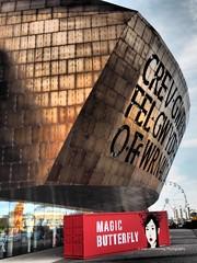 The Millennium Centre Cardiff Bay 2017 08 11 #9 (Gareth Lovering Photography 5,000,061) Tags: millennium centre cardiff bay theatre roald dahl olympus omdem10ii 14150mm garethloveringphotography