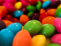 Taste the rainbow (stevethesnapper) Tags: colours 2017 rainbow club iphone august sweets iphone6 macro candy olloclip europe uk colour