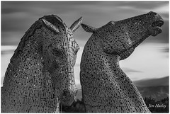 The Magnificent Kelpies