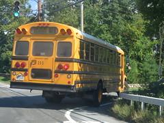 West Point Tours Inc. #265 (ThoseGuys119) Tags: westpointtoursinc schoolbus thomasbuilt freightliner fs65 cornwallny newburghny highlandfallsny vailsgateny aboschandsons