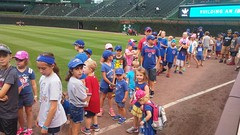 """Paul in Line to Run the Bases at Wrigley • <a style=""""font-size:0.8em;"""" href=""""http://www.flickr.com/photos/109120354@N07/36850319815/"""" target=""""_blank"""">View on Flickr</a>"""