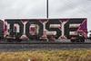 (o texano) Tags: houston texas graffiti trains freights bench benching dose wholecar