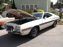 1972 Ford Gran Torino Sport (cjp02) Tags: old fashion days festival north salem hendricks county indiana labor day weekend annual