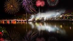 fireworks Namur - 3723 (YᗩSᗰIᘉᗴ HᗴᘉS +8 500 000 thx❀) Tags: firework feudartifice namur belgium belgique hensyasmine fêtedewallonie