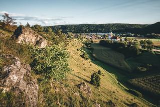 Gungoldinger Wacholderheide - Naturpark Altmühltal