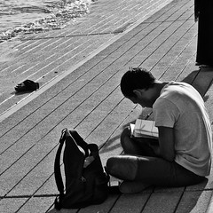 Writing (pedrosimoes7) Tags: writing blackandwhite