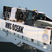 Stores and aid to be loaded on to HMS OCEAN in Gibraltar
